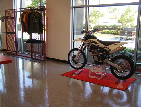 Husqvarna Headquarters 4 - Corona, CA