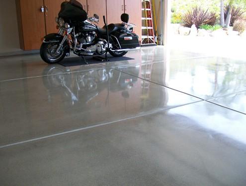 Harley Garage 1