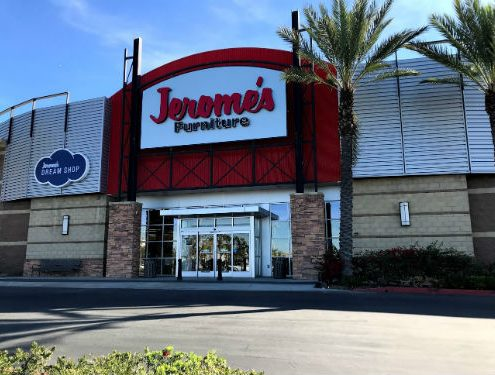 Jeromes Store Front West Covina